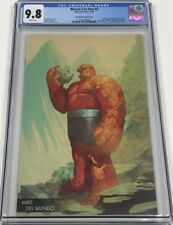 Marvel Two-in-One #3 Mike Del Mundo Young Guns Variant CGC 9.8