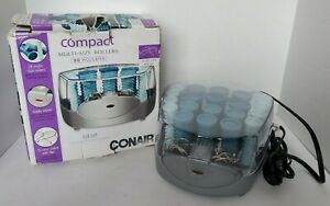 Conair Compact Hairsetter Hot Rollers 20 Multi Size Pre-Owned