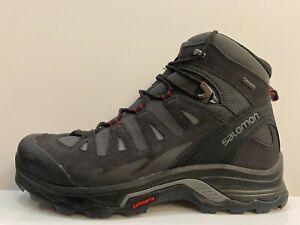 Salomon Quest Prime GTX Mens Walking Boots UK 10.5 US 11 EUR 45.1/3 REF 1528~