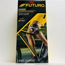 Futuro Sport Moisture Control Knee Support, Large, 1ct 051131201385T997
