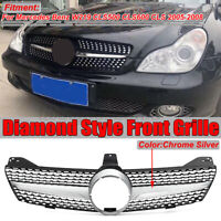 Kühlergrill Grill Frontgrill Chrom für Mercedes W219 CLS500 CLS600 2005-2008 !