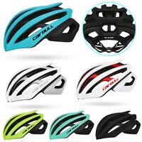New Bicycle Helmet Ultralight Racing Bike Helmet Men Women Sports Safety Helmet