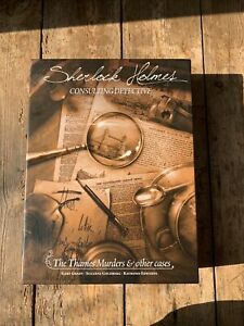 Space Cowboys Sherlock Holmes Consulting Detective The Thames Murders and Other