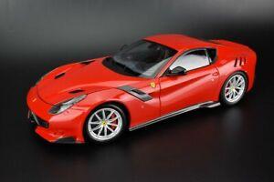 BBR 182101 or 182105 FERRARI F12 TDF model cars Rosso Corsa / green 2015 1:18th