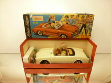 SCHUCO 5735 TEXI ALFA ROMEO CABRIOLET - L25.0cm RARE windup - VERY GOOD IN BOX