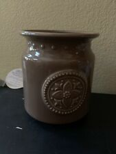 Crazy Mountain Electric Mocha Coffee Color Candle Warmer