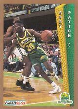 1992-93 Fleer Gary Payton