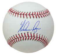 Nolan Ryan Signed Texas Rangers Official MLB Baseball BAS