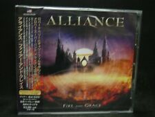 ALLIANCE Fire And Grace JAPAN CD (ENHANCED) Sammy Hagar Boston GTR Melodic Rock