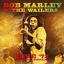 Bob Marley & the Wailers - Live '73: Paul's Mall, Boston MA (2015)  CD  NEW