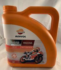Aceite Repsol Moto Racing 4T 5W40 4L   Moto   4 litros   NUEVO   Envío 24h