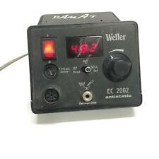 Weller EC2002 EC 2002 Power Unit 220 V electronics Soldering station