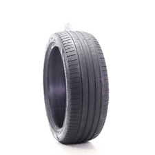 Used 24540r20 Pirelli P Zero Pz4 Run Flat 99y 6532 Fits 24540r20