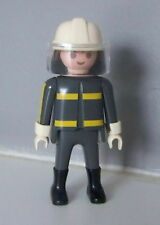 PLAYMOBIL (G2207) POMPIERS - Pompier d'Intervention Remorque 3178