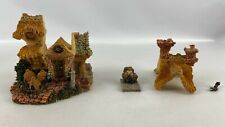 Bailey's Cozy Cottage Boyds Town Village #2 Style #19002 Bearly-Built Villages