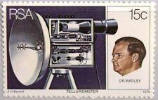 RSA SÜDAFRIKA SOUTH AFRICA 1979 552 Erfindung Tellurometer T.L. Wadley Erfinder