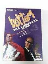 Bottom - Series 1 To 3 (DVD, 2005, 3-Disc Set, Box Set)