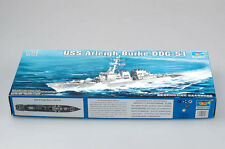 Trumpeter 04523 1/350 USS Arleigh Burke DDG-51