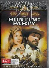 HUNTING PARTY - OLIVER REED & GENE HACKMAN - NEW & SEALED DVD - FREE LOCAL POST
