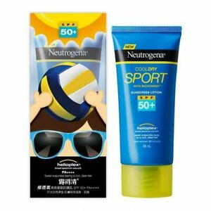 Neutrogena Cool Dry Sport Sunscreen Lotion SPF50+ 88ml