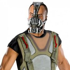 Bane Mask Adult Gas Mask Scary Halloween Costume Fancy Dress