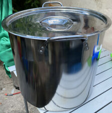 35 Litre Stock Pot, Stainless Steel