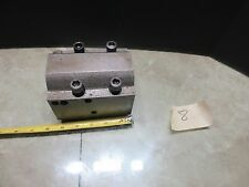 "OKUMA  CNC LATHE TURNING CENTER  5"" X 4"" INCH TURRET TOOL TOOLING HOLDER"