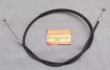 New Genuine Suzuki XN85 Turbo Choke Cold Start Cable 58410-09300