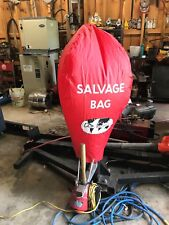 Scuba Lift Bag Salvage Recovery