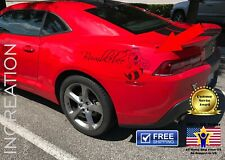 Fits Chevrolet Camaro Vinyl Decals Bumble Bees Rear Fender Bed Stickers Racing