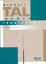 CLEARANCE - Mikhail Tal Games  (Chess Book)