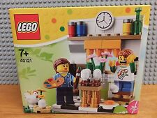 Lego 40121 Painting Easter Eggs  (New)