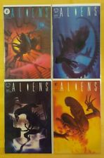 Aliens - Vol.2 - Issues 1-4 - Dark Horse - 1989-1990 - Complete Series + extra
