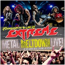 Extreme - Pornograffiti Live 25 - New Double Red Vinyl LP +MP3 - Metal Meltdown