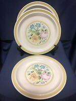 Royal Doulton DUBARRY Lambethware collection set of 3 dinner plates