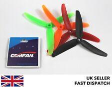 """Gemfan CW & CCW 5"""" 5030 5x3 Tri/Three/3 Blade propellers quad/plane 3B ABS NN"""