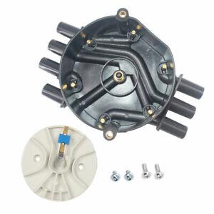 Car Acc Distributor Cap Rotor 10452458 V6 4.3L Kit For D465 D328A Chevrole GMC