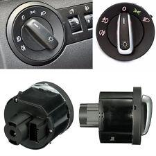 Car Light Headlight Switch Control For VW Jetta Golf MK5/6 Passat CC B6 3C