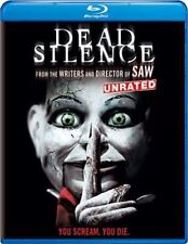 DEAD SILENCE : Unrated version -   Blu Ray - Sealed Region free