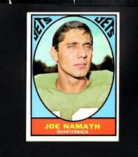 1967 Milton Bradley # 98 Joe Namath EX