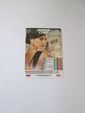 James Bond 007 Spy Common card 056 Vesper Lynd (Test series)