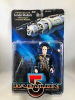 Babylon 5 Ambassador Londo Mollari Action Figure 1997