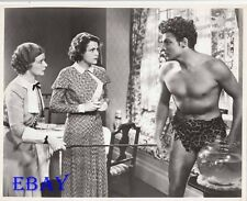 Buster Crabbe barechested RARE Photo King Of The Jungle