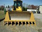 dozer blade root rake, 120' wide, 1550 lbs AR400 steel NEW, USA Attachments