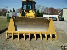 "dozer blade root rake, 120"" wide, 1550 lbs AR400 steel NEW, USA Attachments"