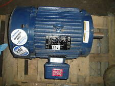 Marathon Industrial Electric Motor 230/460v 3ph 7.5hp