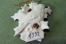 Giuseppe Armani 1992 Ornament - Dove Of Peace #0355-P
