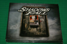 Shadows Fall The War Within Cd + Dvd Cd Is Scratched Dvd Is Nm