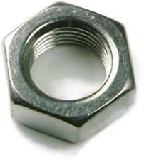 Stainless Steel Finish Hex Nuts NF 1/4-28, QTY-25