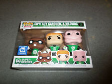 DC LEGION OF COLLECTORS GREEN LANTERN POP 3 PACK EXCLUSIVE CH'P GARDNER KILOWOG